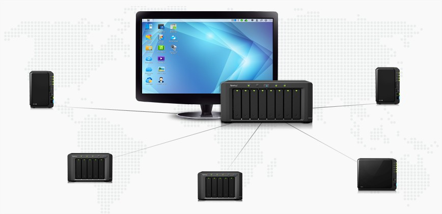 synology nas management 2