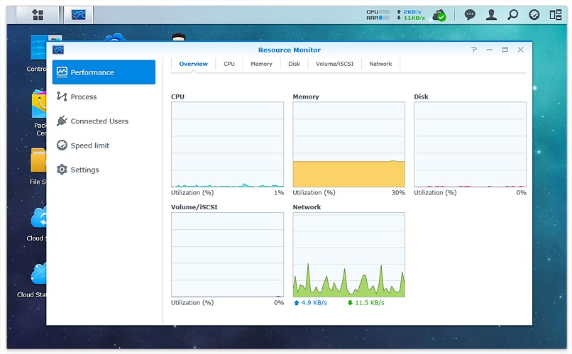 synology nas management 5
