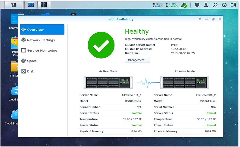synology nas security 2