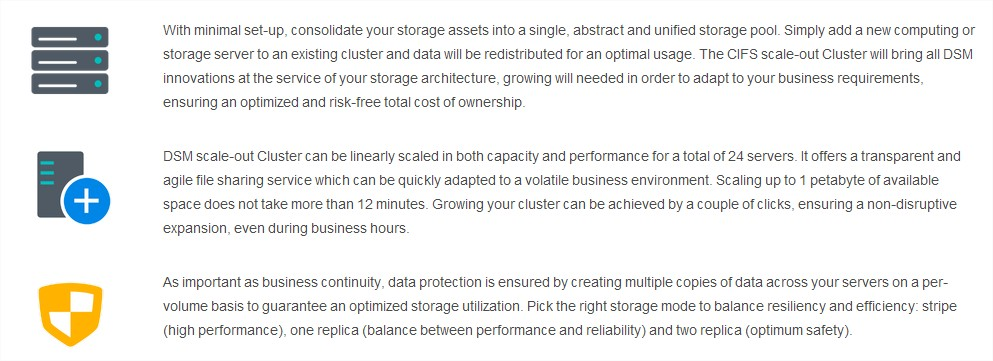 synology storage solution 3